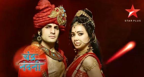 Chandra Nandni 1st November 2017 Written Episode Update:Nandini remembers the past.